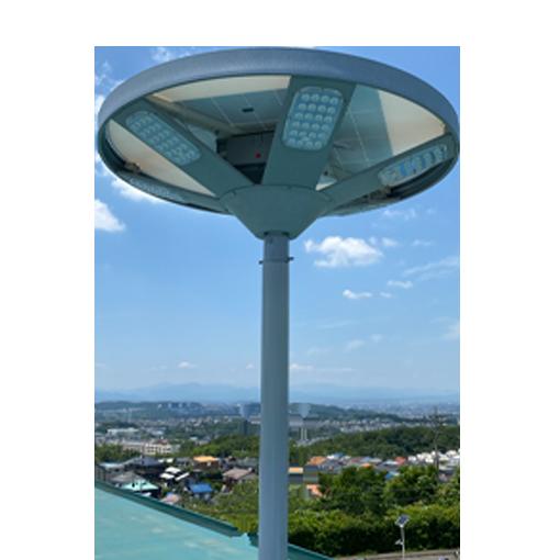 ソーラー照明sigen-UFO