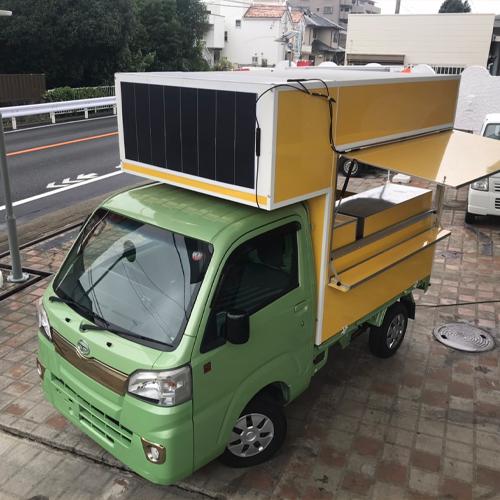 ダイハツ ハイゼット(キッチンカー又はキャンピングカー仕様)